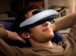 Шлем виртуальный