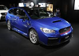 Subaru Levorg S 2